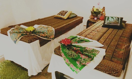 Choice of OneHour Couples Massage at Thai Angels Massage & Spa