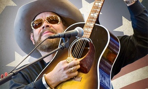Hank Williams, Jr. – Up to 31% Off Country Concert  at Hank Williams Jr., plus 9.0% Cash Back from Ebates.