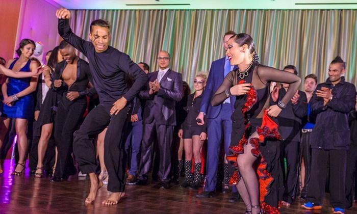Vancity International Salsa Bachata Kizomba Festival 2016 - Grand Villa Casino Hotel: International Salsa, Bachata, and Kizomba Festival on Friday, March 4, at 3 p.m.