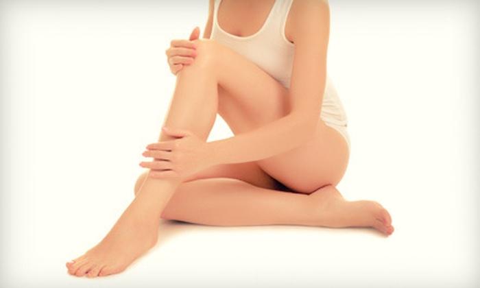 Central Carolina Skin & Dermatology - Mebane: Laser Hair-Removal Treatments at Central Carolina Skin & Dermatology in Mebane. Choose from Four Options.
