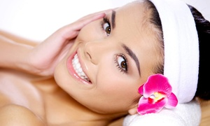 Create a New Body Spa: Relax or Detox Spa Package with Infrared Sauna and Touchless Massage at Create a New Body Spa (Up to 61% Off)