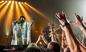 George Clinton & Parliament Funkadelic: George Clinton & Parliament-Funkadelic New Year's Eve with Free Drink, at 9 p.m.