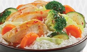 Samurai Sam's Teriyaki Grill: $15 for Two Groupons, Each Good for $14 Worth of Japanese Cuisine at Samurai Sam's Teriyaki Grill ($28 Total Value)