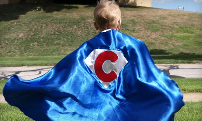 PowerCapes: Custom Superhero Capes, Outfits, and Accessories from PowerCapes (Up to 55% Off). Two Options Available.