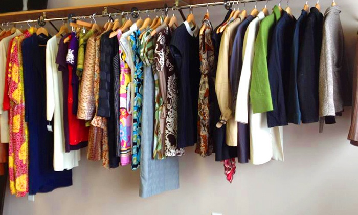 Looks Better On You - Willoughby: Designer Consignment Apparel at Looks Better On You (50% Off). Two Options Available.