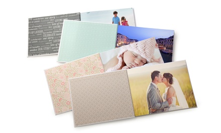 Custom Photo Books from MyPublisher from $10–$25