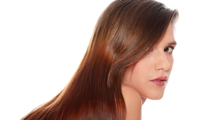 1 Hair Salon - Suwanee: One, Two, or Three Keratin Treatments at 1 Hair Salon (Up to 71% Off)