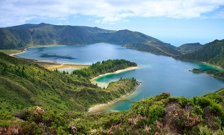 groupon daily deal - ✈ 7-Day Vacation to the Azores Islands with Round-Trip Airfare from SATA. Price per Person Based on Double Occupancy.