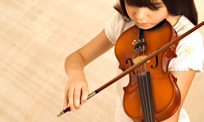 Heritage Home Conservatory - Ventura County: $52 for Four 30-Minute or Two 60-Minute In-Home Music Lessons from Heritage Home Conservatory ($140 Value)