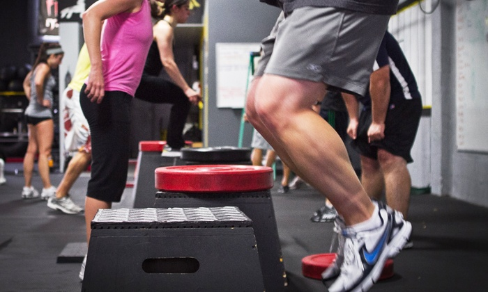 Crossfit 37 - Webster: 10 or 20 CrossFit Classes at Crossfit 37 (Up to 89% Off)