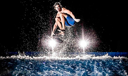 AllDay FlowRider Pass for One $18, Two $35 or Ten $179 at Melbourne Sports & Aquatic Centre Up to $350 Value