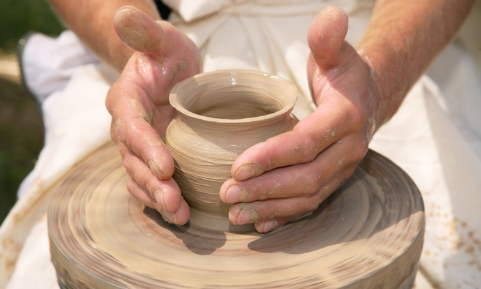 Timmy Hord Studio - Pawtuckett: Introduction to Clay-Making Class with Take-Home Pieces for One or Two at Timmy Hord Studio (Up to 60% Off)