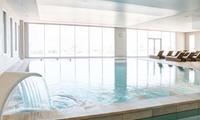 Jusquà 3h de détente avec modelage, gommage et sauna pour 1 ou 2 personnes dès 35 € à la thalasso Previthal