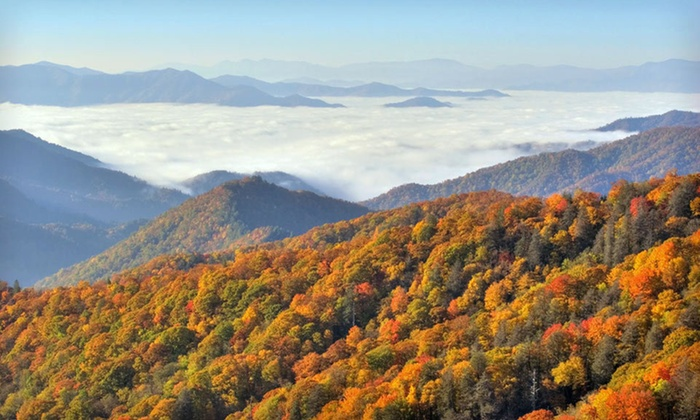Grandview Lodge - Waynesville: $149 for a Two-Night Stay at Grandview Lodge in the Great Smoky Mountains (Up to $298 Value)