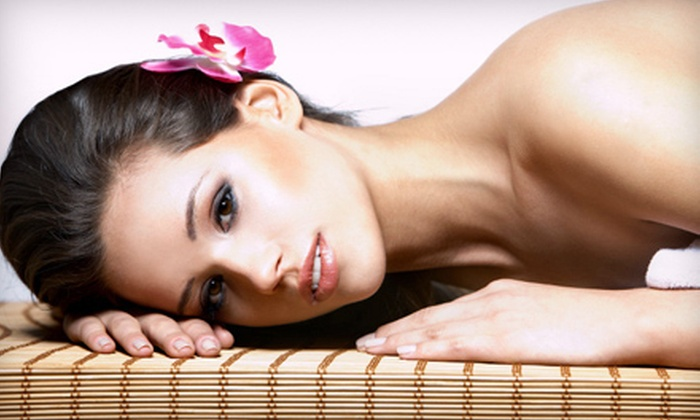 La Chic Salon and Spa - Largo: $65 for a Choice of Three Spa Services at La Chic Salon and Spa in Largo (Up to $150 Value)