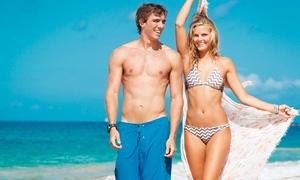 Miami Sun Mendoza: Desde $549 por 8, 10 y 12 sesiones de reductor con ultracavitación + crioterapia o termoterapia en Miami Sun Mendoza
