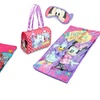 Licensed Girls' Sleepover Purse Sets (3-Piece)