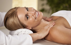Shear Indulgence Spa N Salon: Massages at Shear Indulgence Spa N Salon (Up to 41% Off). Four Options Available.