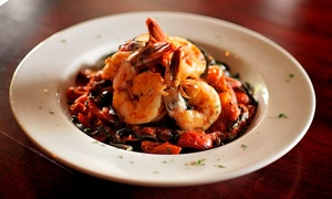 Cafe Gabbiano: $13 for $30 worth of Italian Cuisine and Drinks at Café Gabbiano