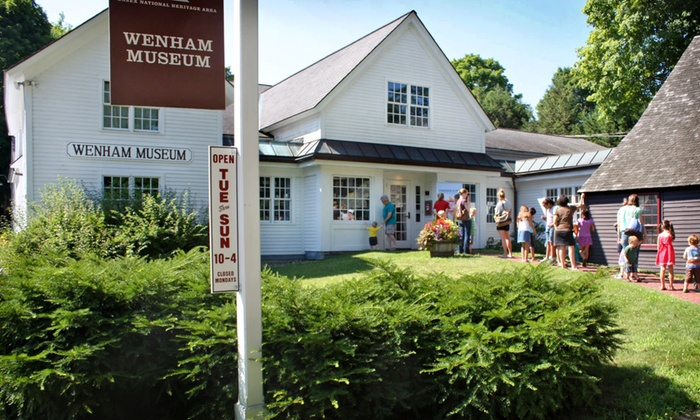 Wenham Museum - Wenham: Family-Life Museum Outing for Two or Four at Wenham Museum (Up to 41% Off)