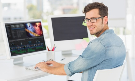 Basic or Advanced Video Editing Course at Aims Training Computer Center (Up to 60% Off)