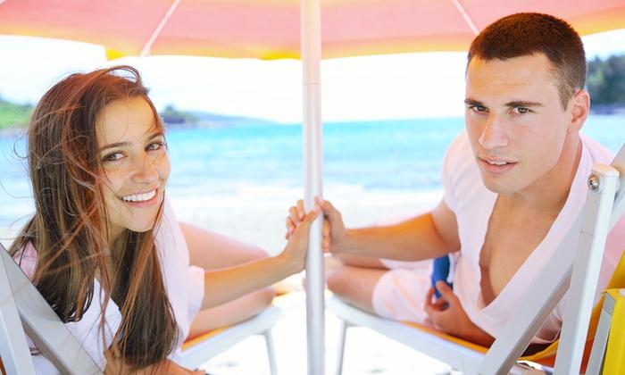 Zocco Beach - Magione: Ingresso giornaliero con ombrellone per 2 o 4 persone da  Zocco Beach (sconto fino a 51%)