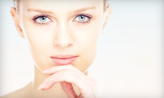 Golden Glow - Oldsmar: One or Three Face-Lift Massage Facials with Chemical Peels at Golden Glow (Up to 53% Off)