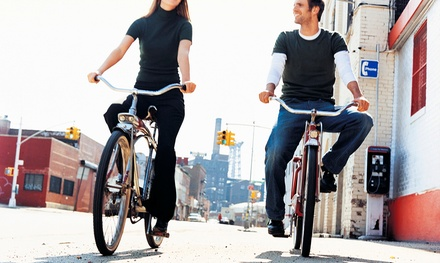 Bike Tour for One, Two, or Four from WNY Tours (Up to 57% Off)