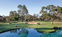 Renmark: 1-, 2-, or 3-Night Golf Getaway for Two with Daily Breakfast and Golf and Late Check-Out at Renmark Resort