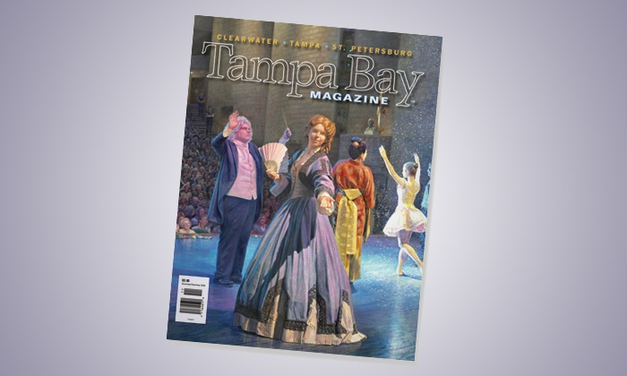 """Tampa Bay Magazine - Clearwater: $14 for a Three-Year """"Tampa Bay Magazine"""" Subscription ($26 Value)"""