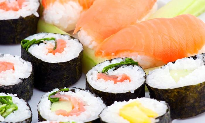iSushi Cafe - Carmel: $15 for $30 Worth of Sushi and Asian Food at iSushi Cafe