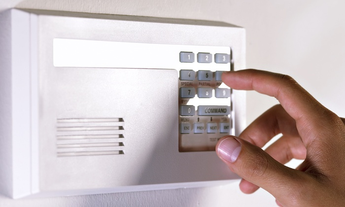 Protection 1 - North Jersey: Professional Installed Security System by Protection 1 Security Solutions.