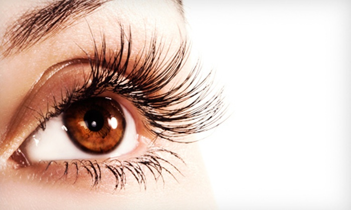 Sandra Mendez Skin and Body Care - Greenwich Village: Eyebrow Shaping, Semipermanent Mascara, or Eyelash Extensions at Sandra Mendez Skin and Body Care (Up to 68% Off)