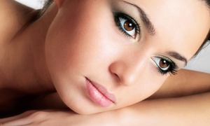 The Classic Face: Permanent Makeup on Eyebrows or Upper + Lower Eyelids or a Full-Lip Tinting at The Classic Face (Up to 67% Off)