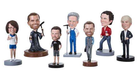 Custom Bobbleheads from Clonface.com (60% Off). Two Options Available.