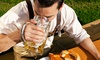 Oktoberfest at Fairplex - Gate 17: $32 for Oktoberfest at Fairplex Admission for Two with Draft Beers and Steins ($50 Value)