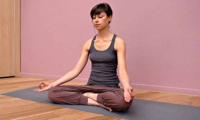 P. S. Yoga Studios - Oakland Park: 10 or 20 Yoga Classes at P. S. Yoga Studios (Up to 53% Off)