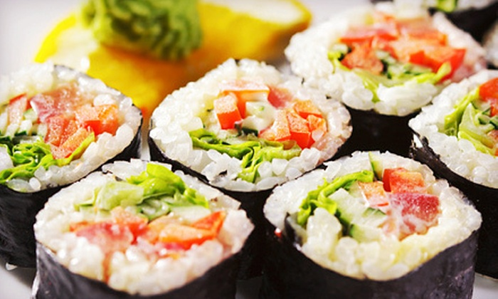 Hiro Japan - Victoria: $15 for Japanese Dinner with Appetizer, Soup, Bento Box and Drinks for Two at Hiro Japan in Langford ($31.07 Value)