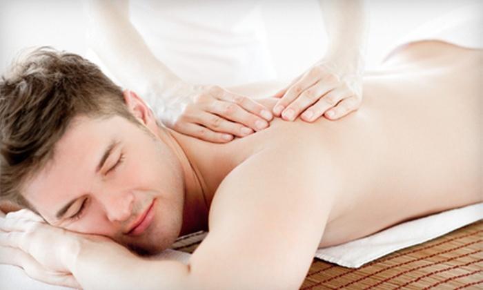 Sacred Lotus Skincare & Holistic Wellness - Koreatown: $49 for a One-Hour Melt Down Massage at Sacred Lotus Skincare & Holistic Wellness ($120 Value)