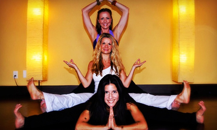 Del Sol Martial Arts & Fitness - Austin: 10 Yoga Classes or One Month of Unlimited Yoga Classes at Del Sol Martial Arts & Fitness (Up to 78% Off)