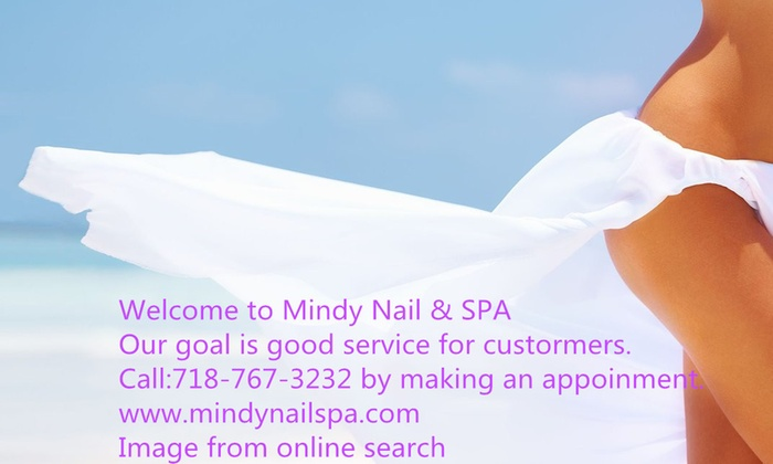 Mindy Nails and Spa - Whitestone: Up to 61% Off Waxing  at Mindy Nails and Spa