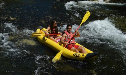 Self-Guided Kayak or Rafting Trip for Two, Four or Six on the Stanislaus River from River Journey (50% Off)