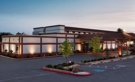 Stay at Best Western Plus Broadway Inn & Suites in Oklahoma City. Dates into May.