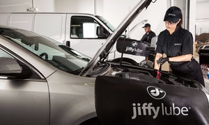 Up to 63% Off Oil Change at Jiffy Lube  at Jiffy Lube , plus 6.0% Cash Back from Ebates.