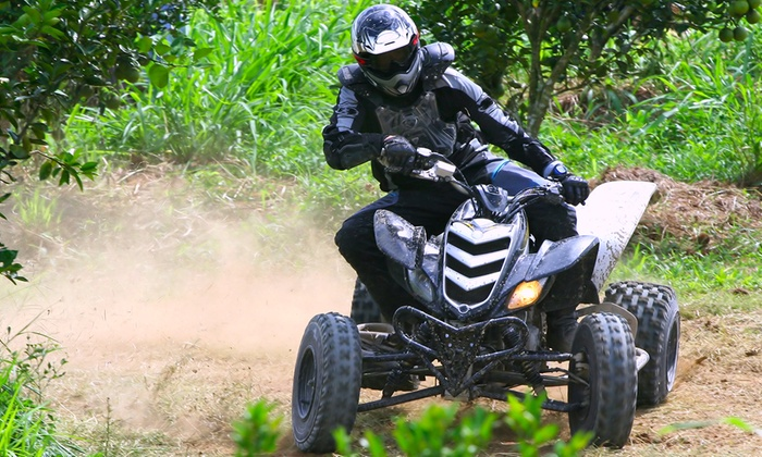 Rough N Dirty ATV's - Croom Motorcycle Area: Two- or Four-Hour Riding Experience for Two at Rough N Dirty ATV's (Up to 38% Off)