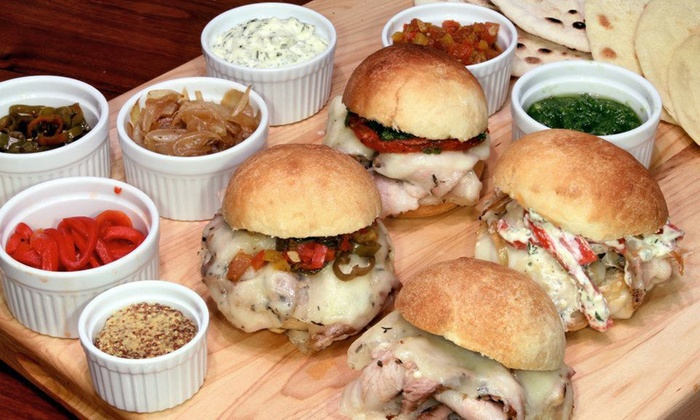Porchetta Restaurant - Streets at South Point: Porchetta Sandwiches and More at Porchetta Restaurant (Up to 40% Off)