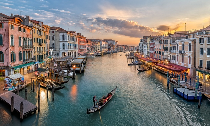 9-Day Italy Vacation w/ Air from go-today – Rome, Florence & Venice