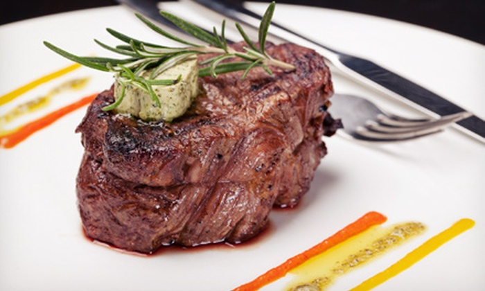 Cavalier Restaurant - Chicopee: $20 for $40 Worth of European-Inspired and American-Style Steak-House Cuisine at Cavalier Restaurant
