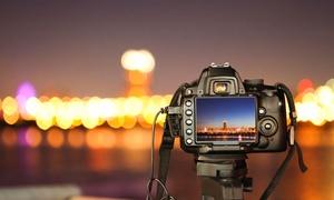Live Online Academy: Cours de photographie en ligne (en français ou en anglais) dès 9,90€