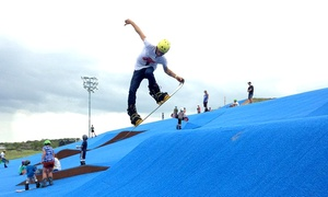 Snow Tubing, Snowboarding, Or Skateboarding At Texas Ski Ranch (up To 55% Off). Seven Options Available.